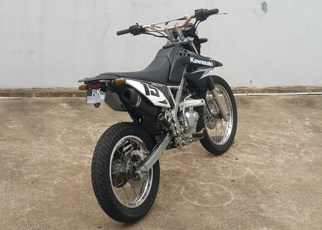 Kawasaki KLX 150 – 2012 – OTR