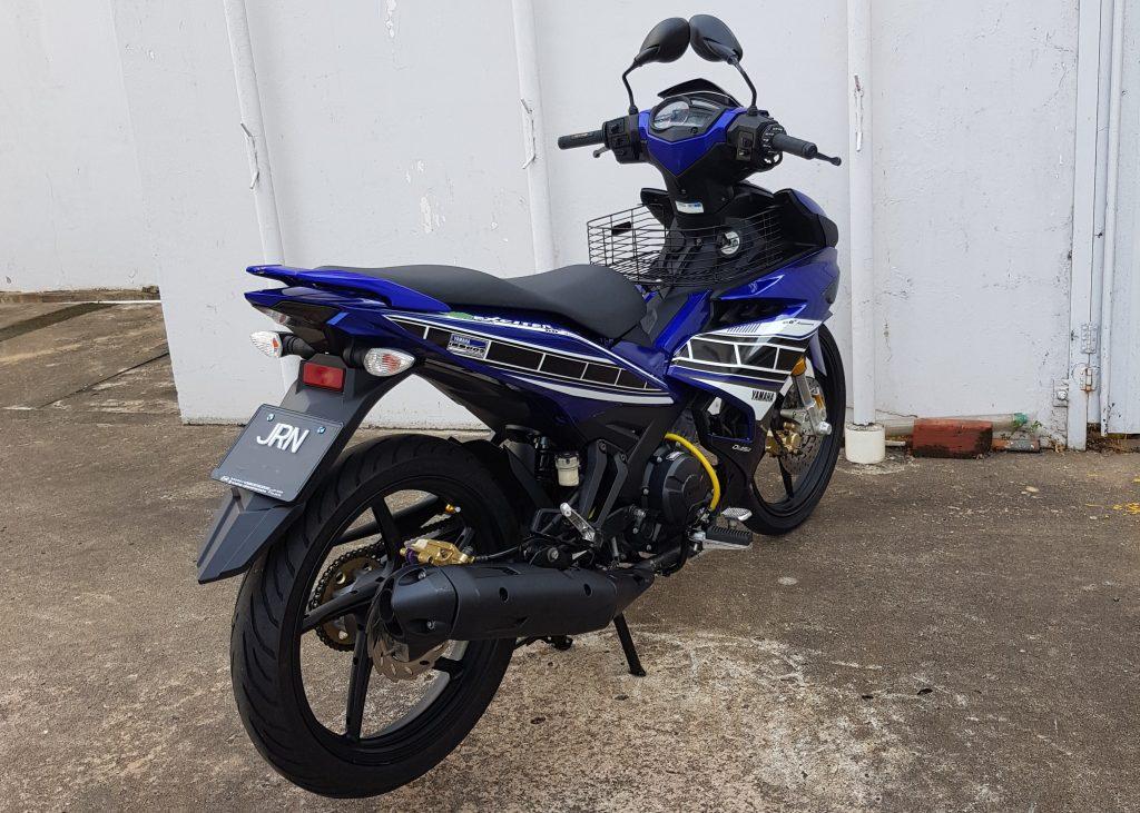 Yamaha Y15ZR V1 – 2016 – OTR