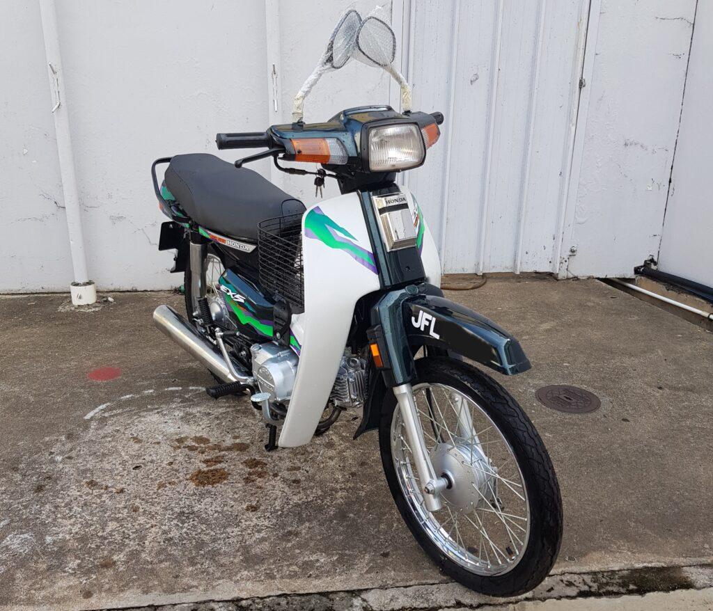 Honda EX5 High Power – 1999 – OTR