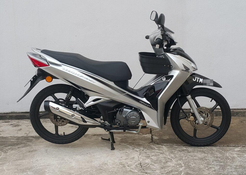 Honda Wave 125i – 2019 – OTR