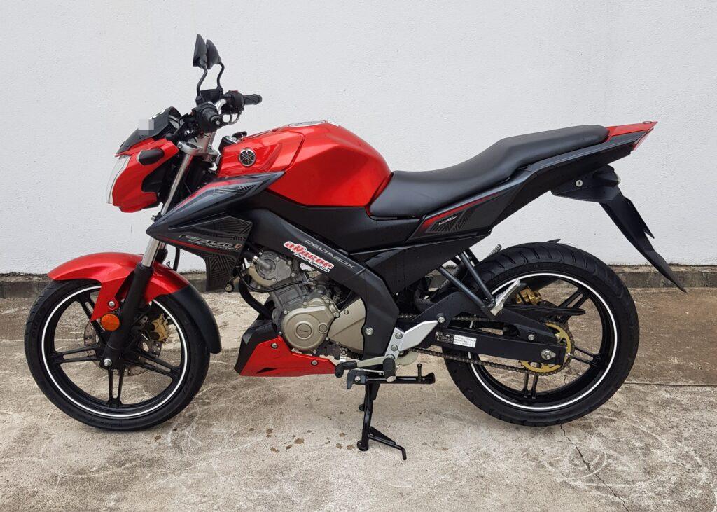 Yamaha FZ150 ( Fuel Injection ) – 2016 – OTR