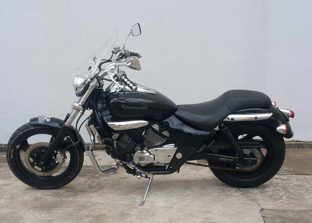 Kawasaki Vulcan 250 – 2012 – OTR