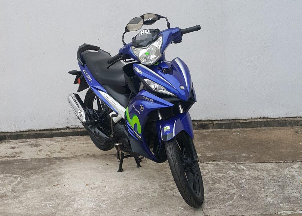Yamaha LC 135 ( Movistar ) – 2016 – OTR