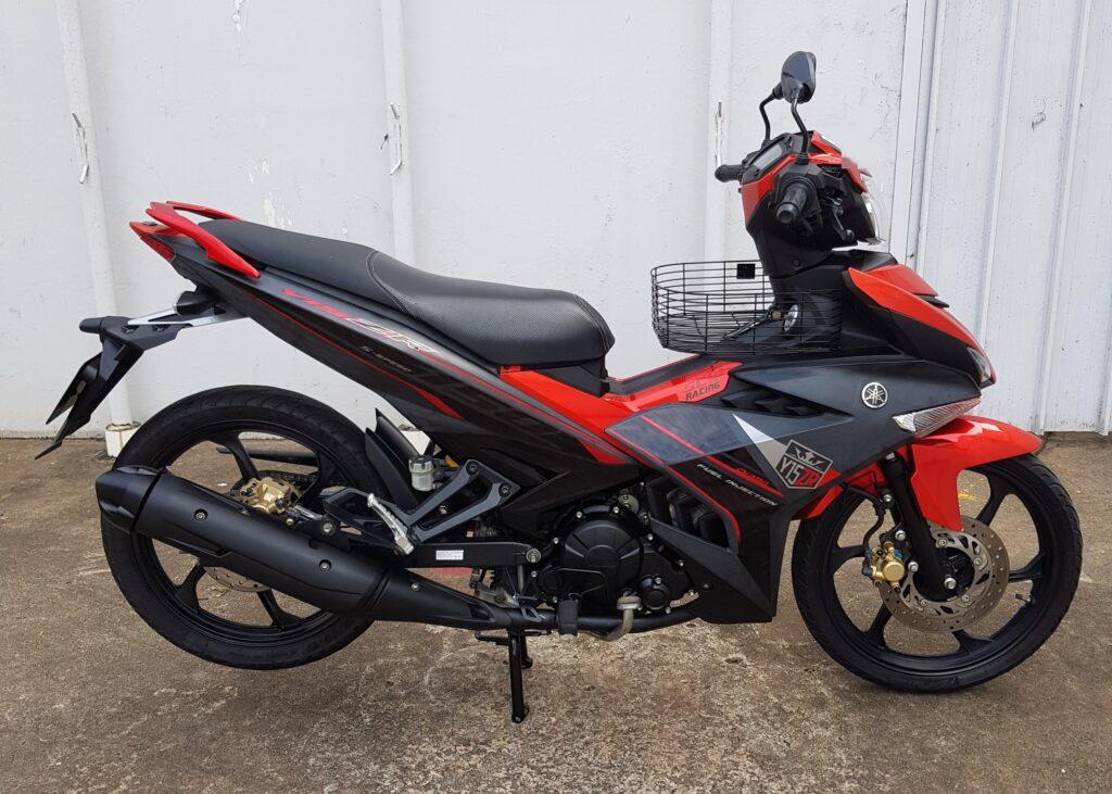 Yamaha Y15ZR V1 – 2019 – OTR
