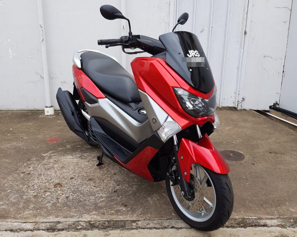 Yamaha Nmax 155 – 2016 – OTR