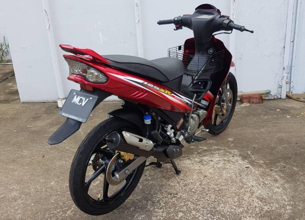 Yamaha Y125ZR – 2016 -OTR