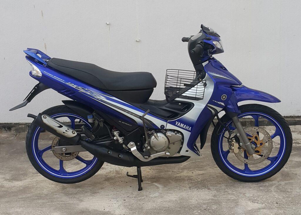 Yamaha Y125ZR – 2020 – OTR