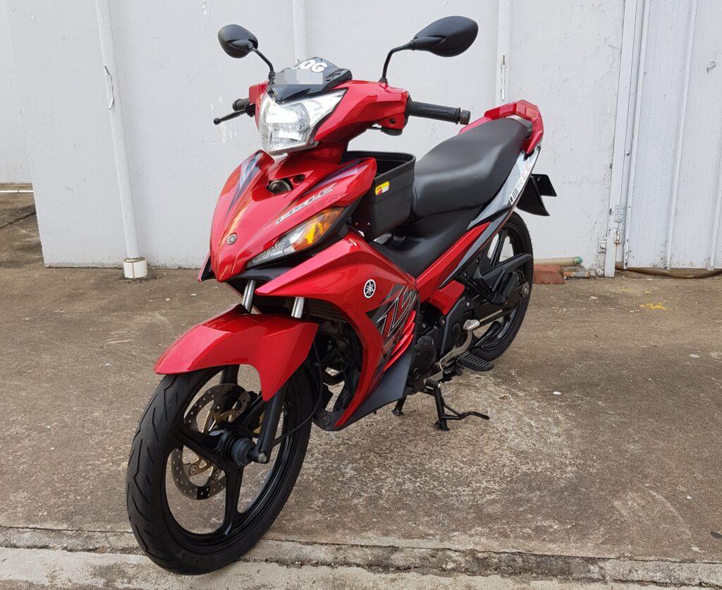 Yamaha LC 135 – 2014 – OTR