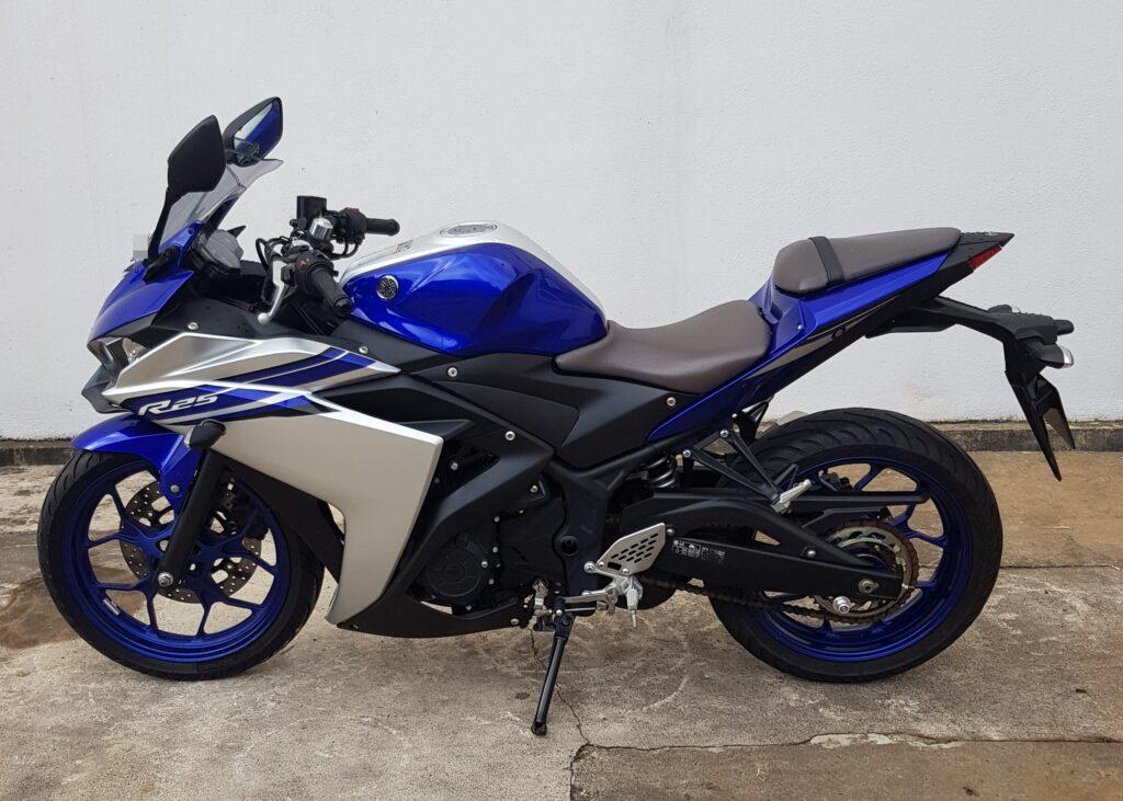 Yamaha R25 – 2017 – OTR