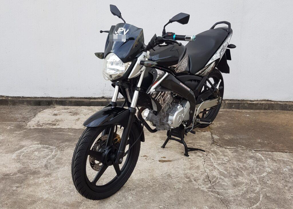 Yamaha FZ150 ( Fuel Injection ) – 2014 – OTR