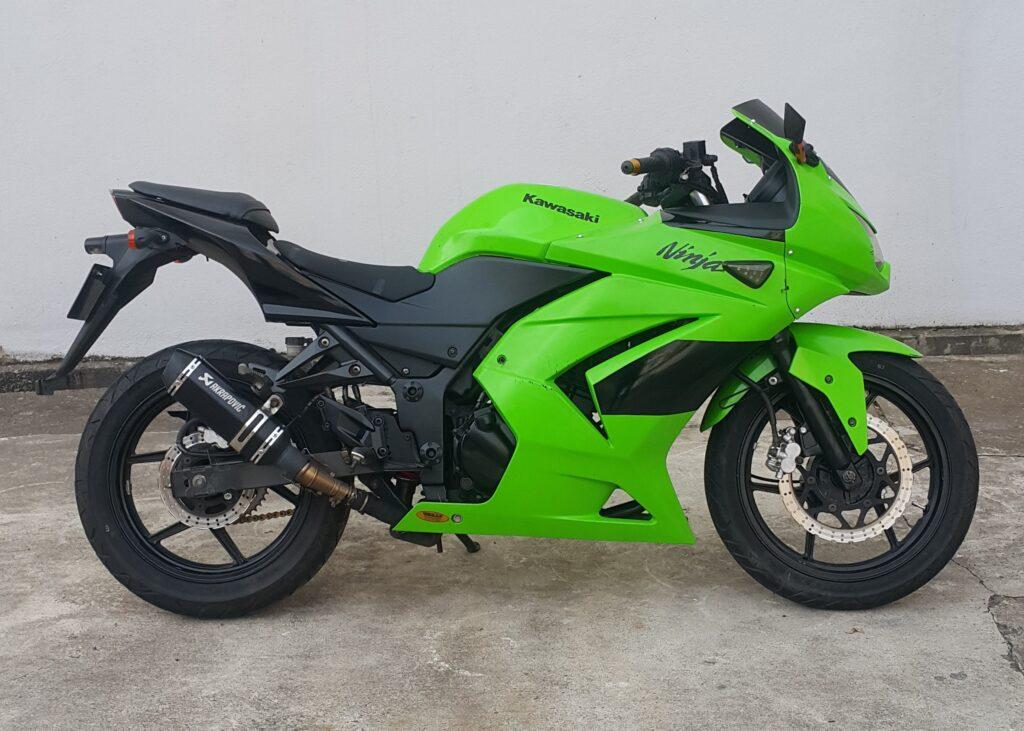 Kawasaki Ninja 250 – 2008 – OTR