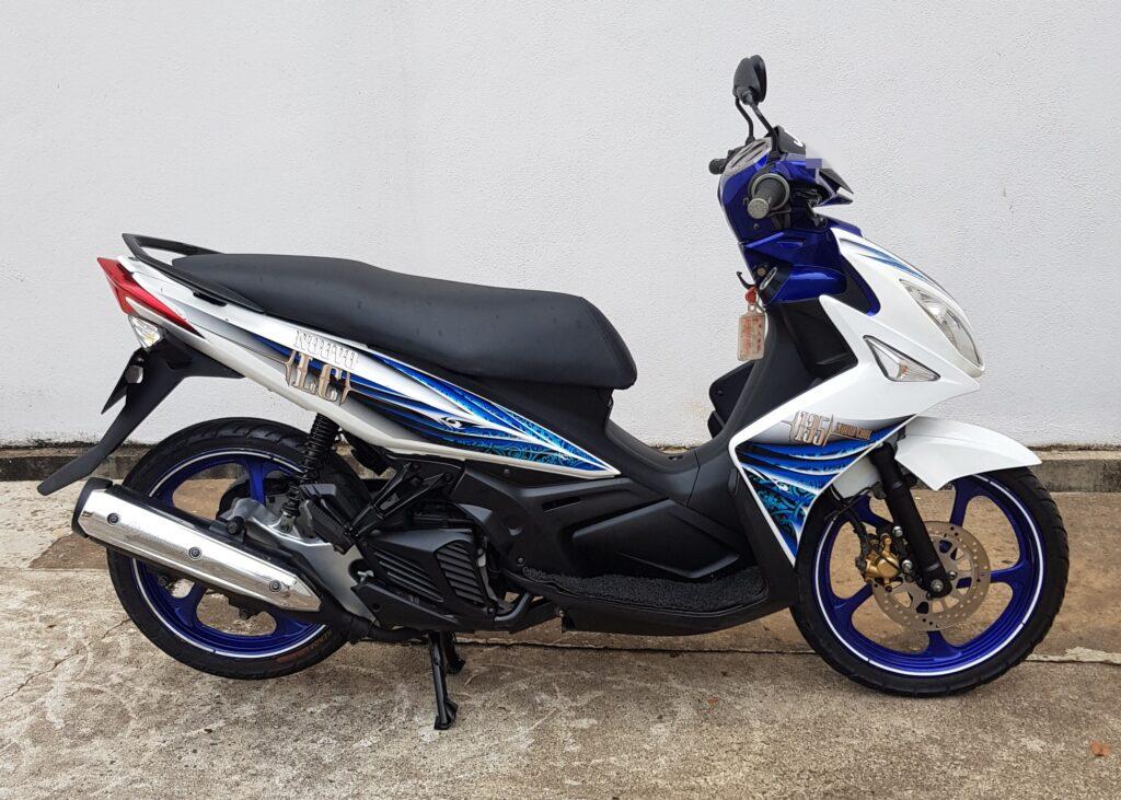Yamaha Nouvo LC 135 – 2013 – OTR