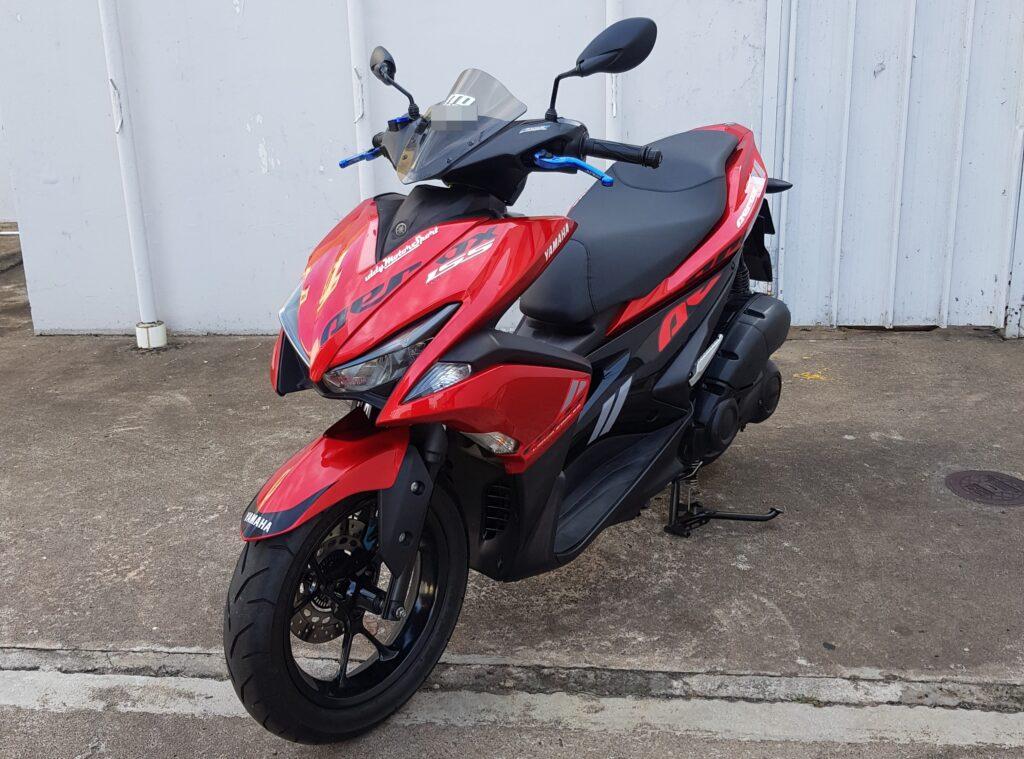 Yamaha NVX 155 – 2018 – OTR