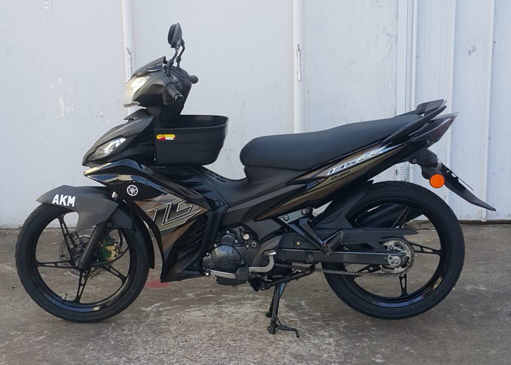 Yamaha LC 135 – 2016 – OTR